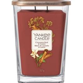 Yankee Candle CINNAMON BARK AND CUMIN Świeca Elevation 552g