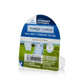 Yankee Candle Clean Cotton Wosk Zapachowy 22g