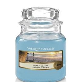 Yankee Candle BEACH ESCAPE Mała Świeca Zapachowa 104g