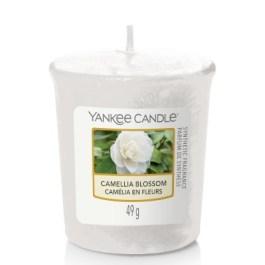 Yankee Candle CAMELLIA BLOSSOM Świeca Zapachowa Votive 49g