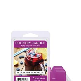 Country Candle BLUEBERRY LEMONADE Wosk zapachowy 64g