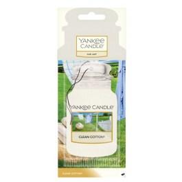 CLEAN COTTON® Zapach samochodowy Yankee Candle