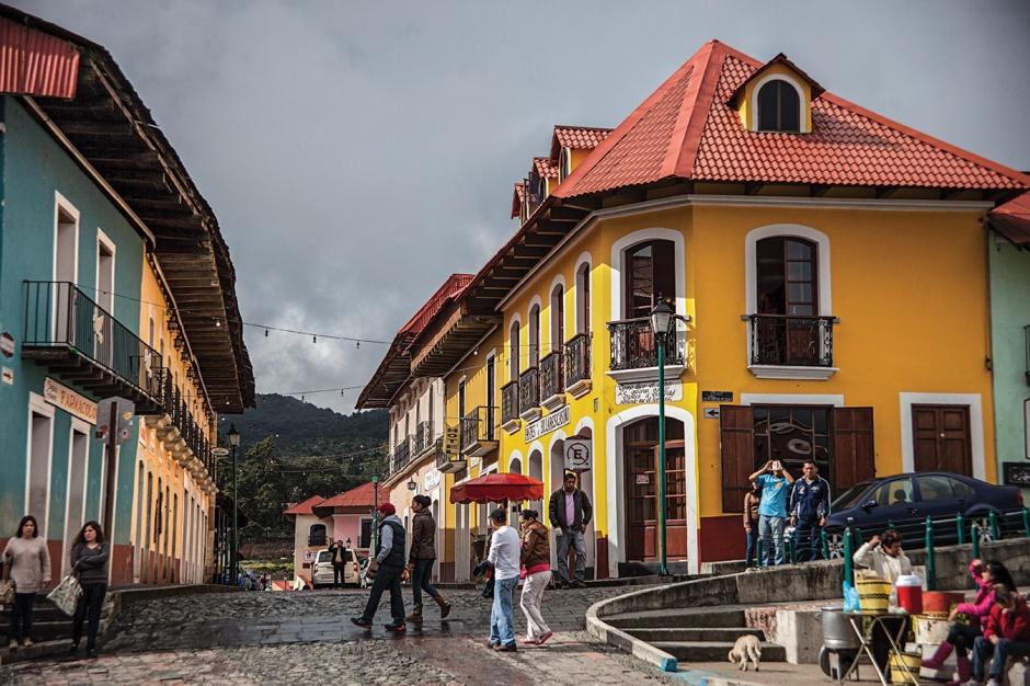 Real del Monte  Hidalgo