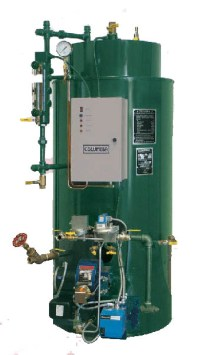 COLUMBIA BOILER SYSTEMS HOT WATER/ STEAM/ FEEDWATER ...