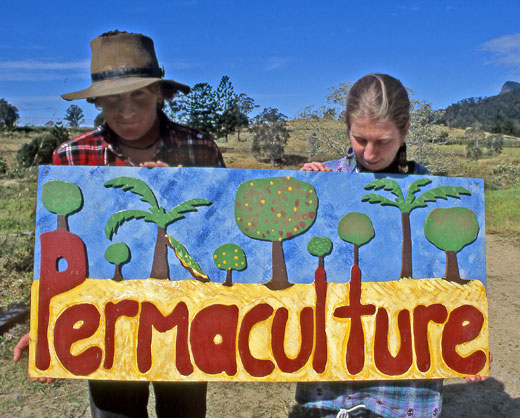 Will anti-Islam link discredit Permaculture?