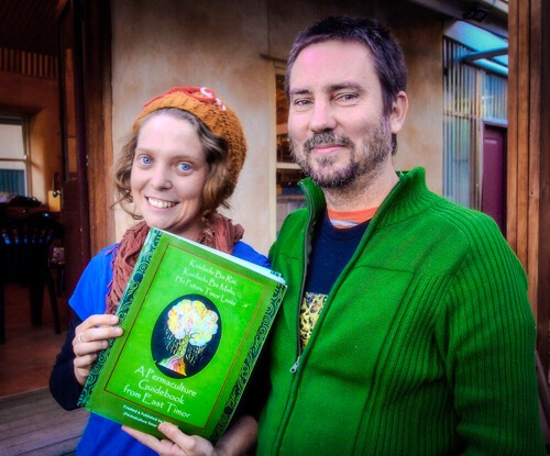 Sponsors making Tropical Permaculture Guidebook a reality