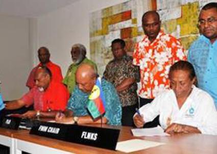 Melanesian Spearhead Group