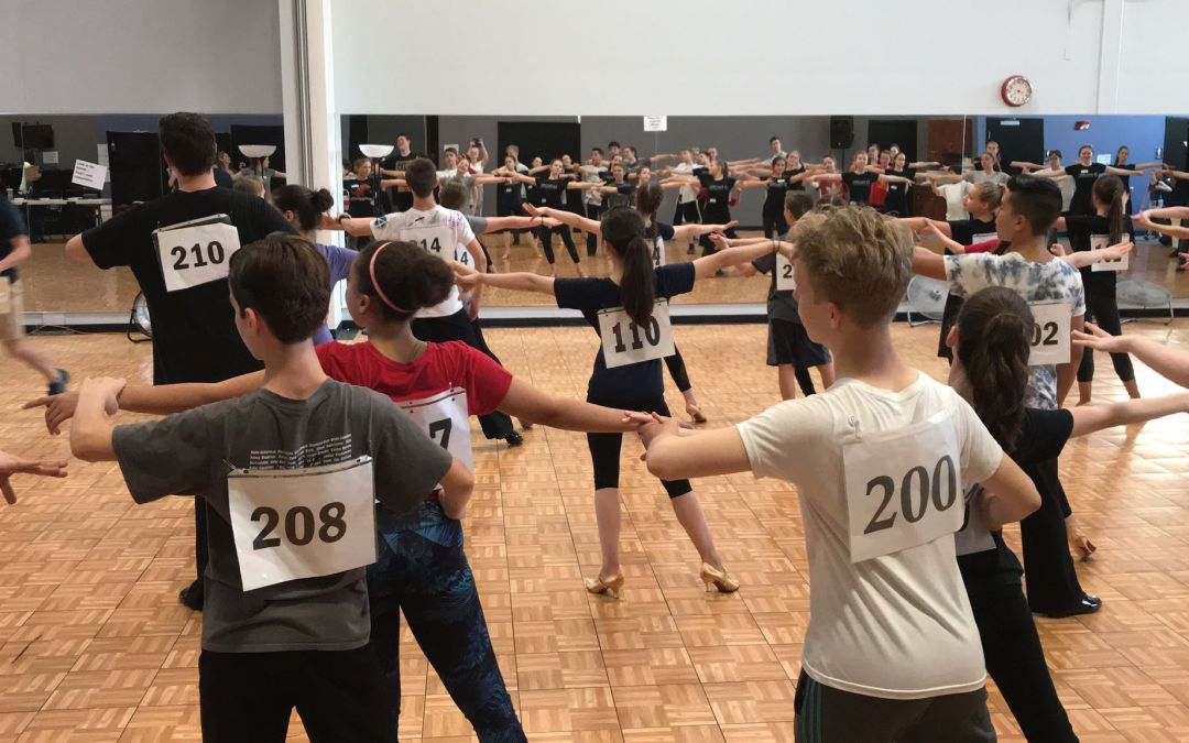 Record Breaking numbers for auditions