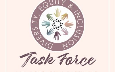 """Diversity Equity and Inclusion Task Force"" at Pacific Ballroom Dance"
