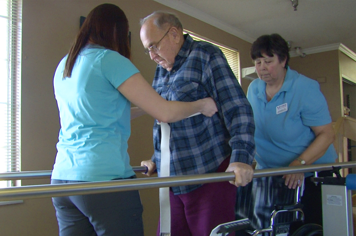 Rehabilitation Services at Pacific Care Center, Pacific, Missouri