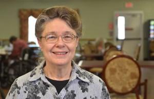 Betty Newton Staff Member