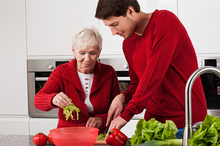 Senior Needs Assisted Living