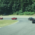 Pacific Northwest Historics Races at Pacific Raceways