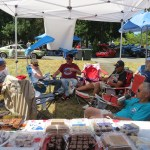 Club Picnic at the Mustang Roundup – July 2019