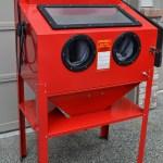 Central Pneumatic Blast Cabinet