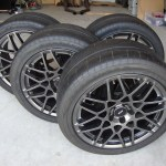 Shelby Wheels & Tires