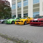 Cruise'n for the Babies fundraiser