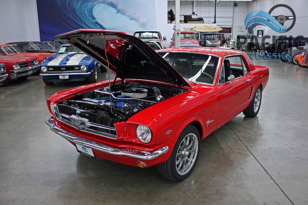 medium resolution of  1965 ford mustang 331 5 speed