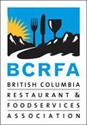 British Columbia Restaurant & Food Services Association logo