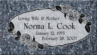 Headstone Designs | Cemetery Grave Marker Designs ...
