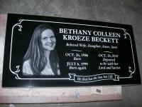 Flat grave marker set at Arlington Municipal Cemetery in ...