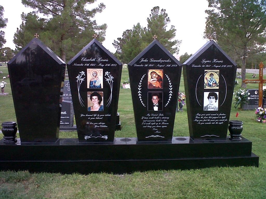 Catholic Headstones  Monuments  Memorials  Pacific