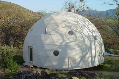 Dwell Domes Shelter Domes  Dome Homes  Pacific Domes