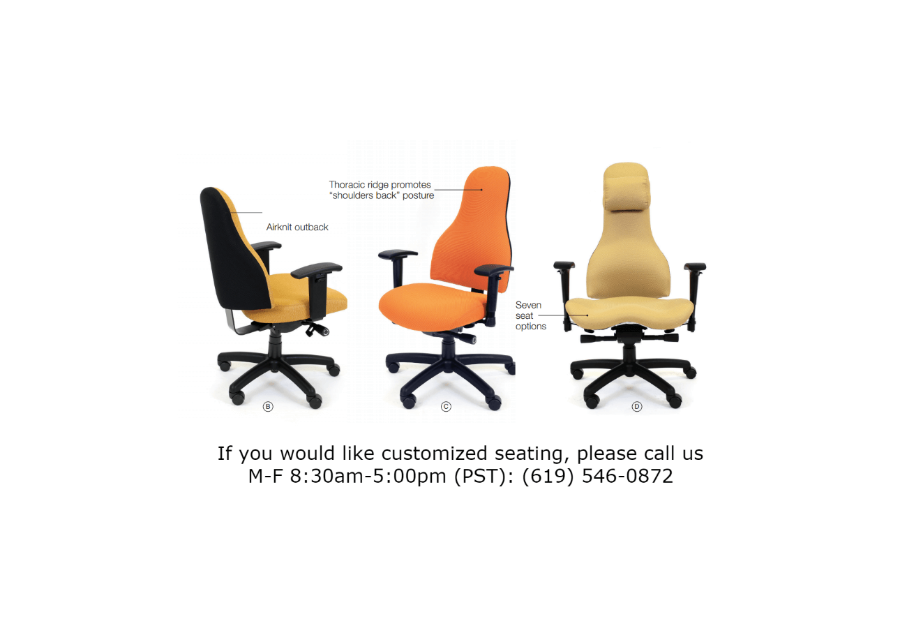 posture chair demo covers hire wholesale carmel managers high back pacific ergonomics