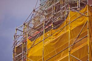 Scaffold Work Is A Safety Concern