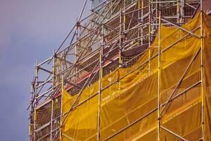 Scaffold Work Is A Safety Concern