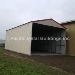 #6538 All vertical unit installed in Dixon, CA