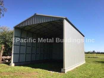 Vertical Unit Installed in Wilton, CA
