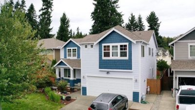 Residential & Commercial Exterior Painting Contractor | Pacific Pro Painting Services