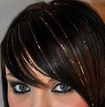9b477d4a9c54fada2646c46a66a9c17c--hair-tinsel-wedding-hairs