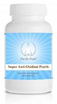 Super Antioxidant Pearls contain the critical phytonutrients protect your tissues against free radical damage
