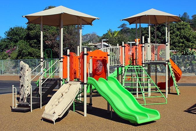 Orange Glen Elementary San Diego Playground Equipment