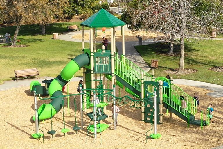 Ventura playground equipment