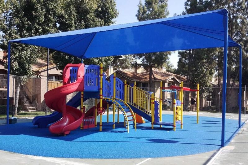 Terracina Apartment playground equipment