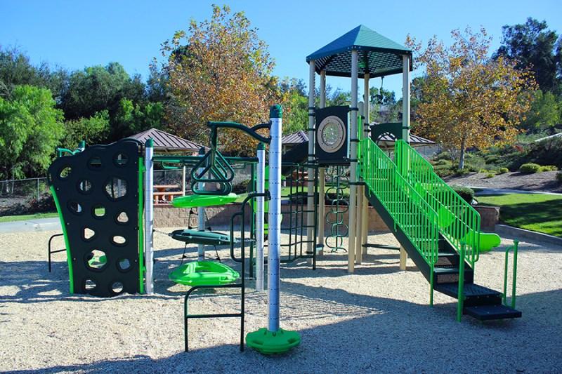 San Bernardino Playground Equipment