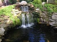 Backyard Pond Construction - Backyard Pond Ideas