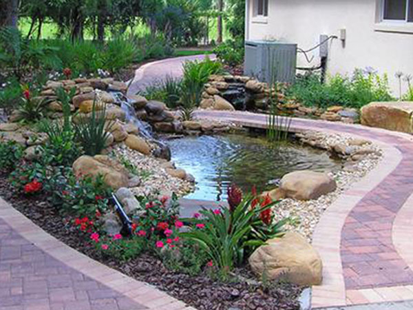 How Build Koi Pond Step Step