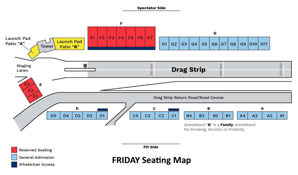 medium resolution of grandstand seating