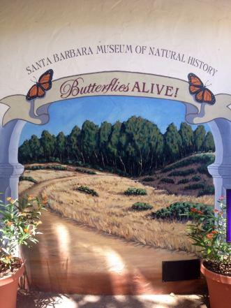 Butterflies Alive mural