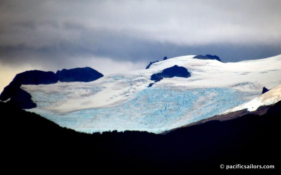 Petersburg, AK glacier