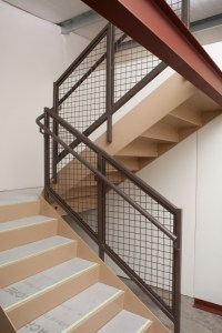 Wire Stair Rails