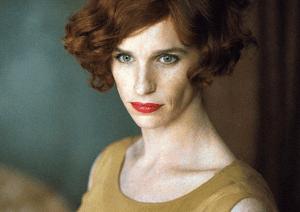 Academy Award winner Eddie Redmayne stars in 'The Danish Girl.'