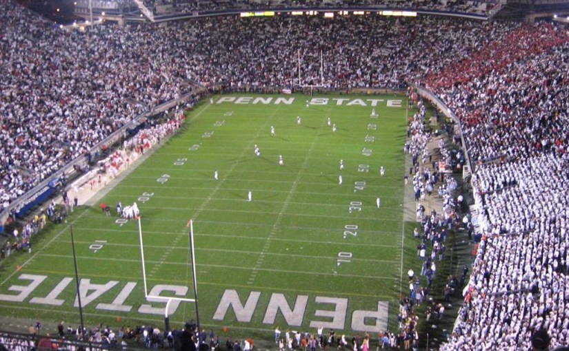 """Penn State Police Give """"All-Clear"""" at Beaver Stadium"""