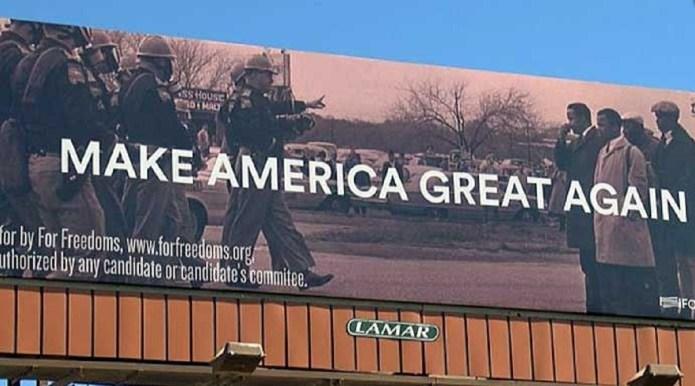 Mississippi Billboard Meant to Start Conversation on Social Injustice