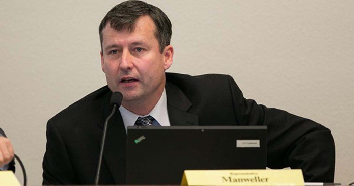 Washington State Rep Endorsed Slavery When Confronted by Voter