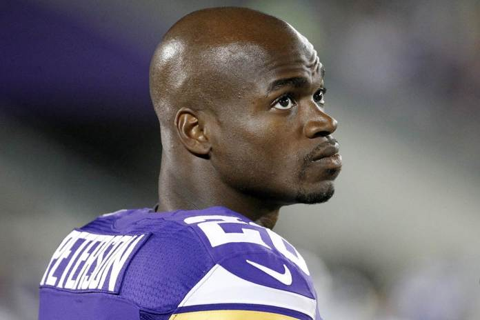 Adrian Peterson, Looking Elsewhere For 2017 And Beyond